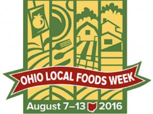 Ohio Local Foods Week is August 7-13