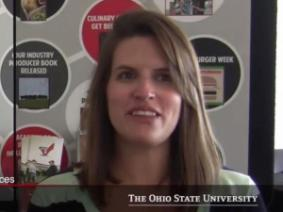 Katie Gossett reflects in this video