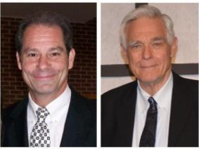 Dr. Daniel J. Wampler and David Noble