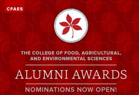 https://advancement.cfaes.ohio-state.edu/Red%20graphic%20with%20buckeye%20leaf%20and%20language%20saying%20The%20College%20of%20Food%2C%20Agricultural%2C%20and%20Environmental%20Sciences%20Alumni%20Awards%20Nominations%20now%20open%21