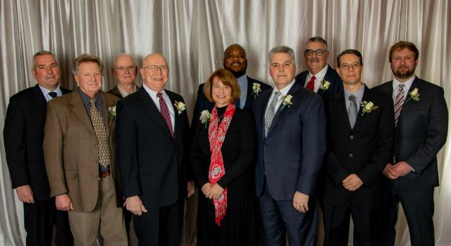 The 2020 CFAES Alumni Award recipients