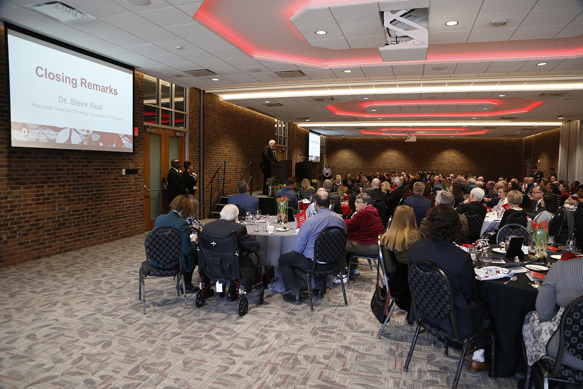 2019 Alumni Awards Luncheon
