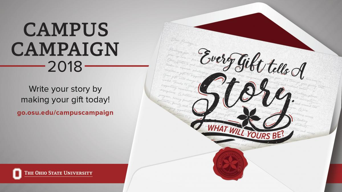 Campus Campaign 2018 is here!