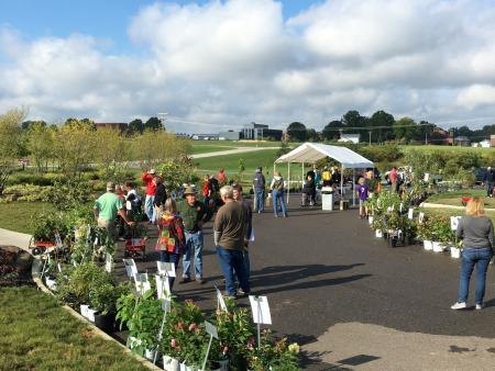 Autumn Discovery Day at Secrest Arboretum