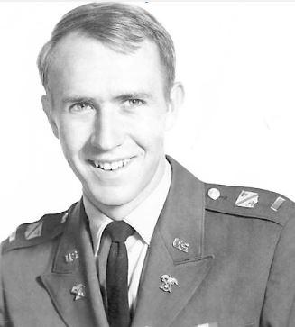Lieutenant Colonel Bob Joseph circa 1971