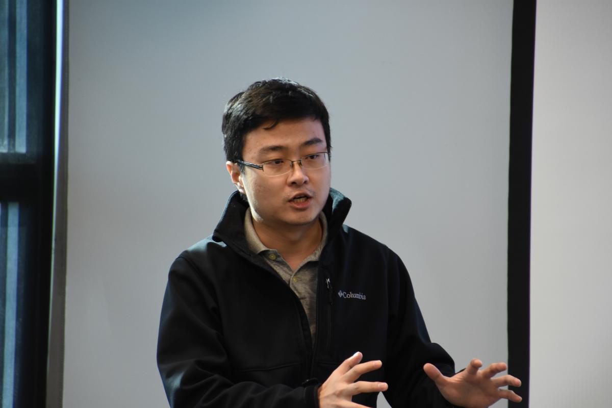 Dr. Bo Feng