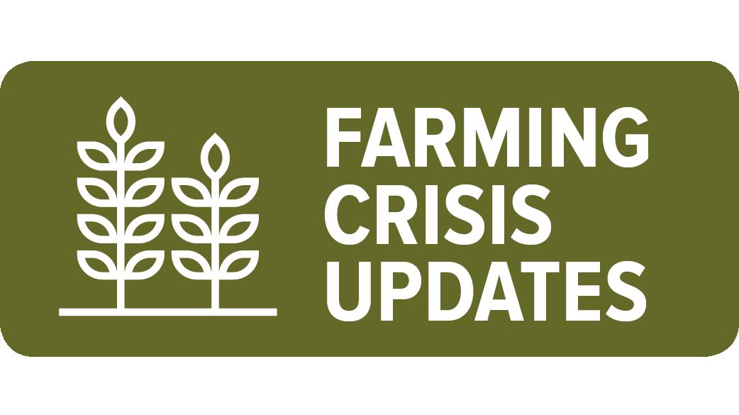 Farming Crisis Updates