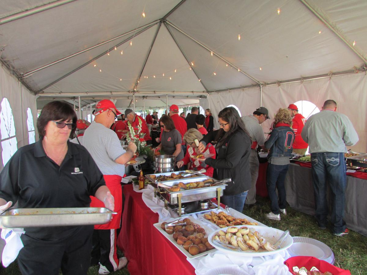 FallFest Tailgate Party