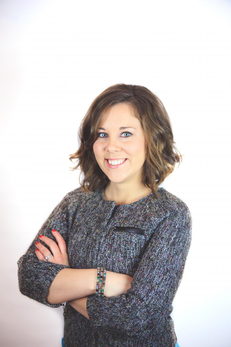 Jessica Parrish, 2014 graduate