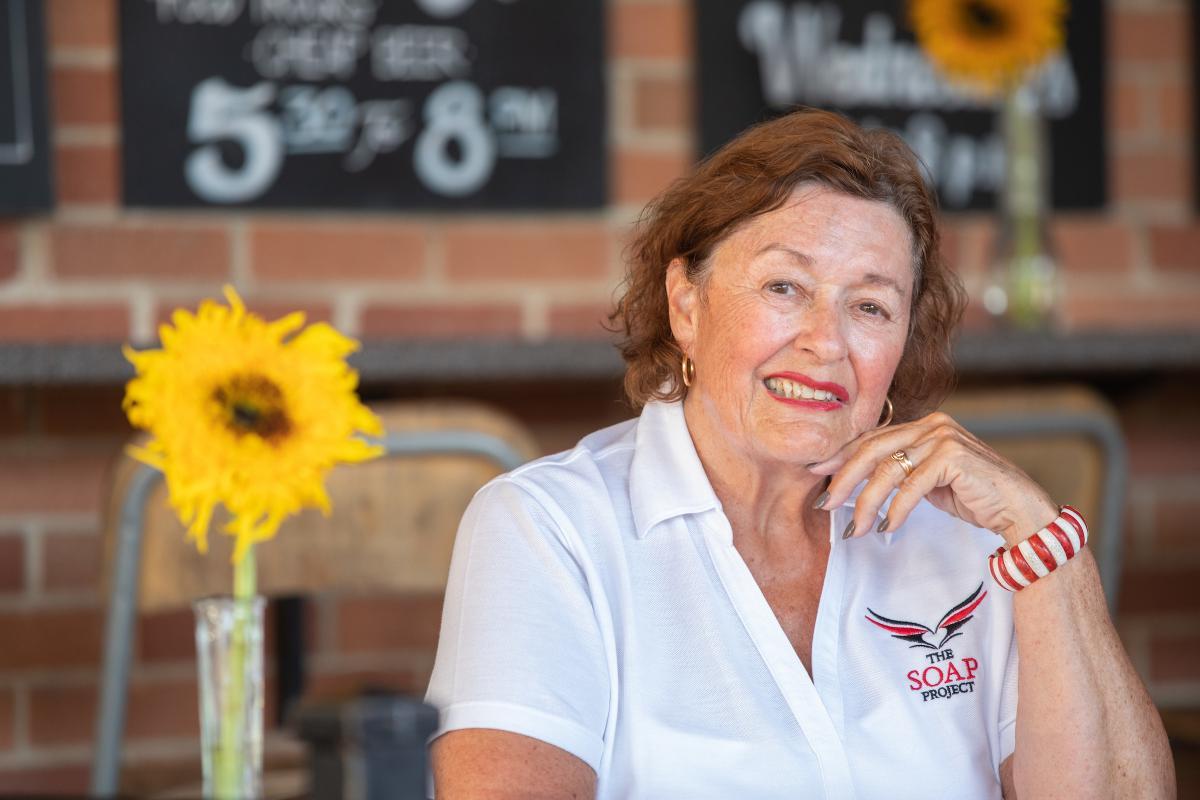 Sue Helmreich