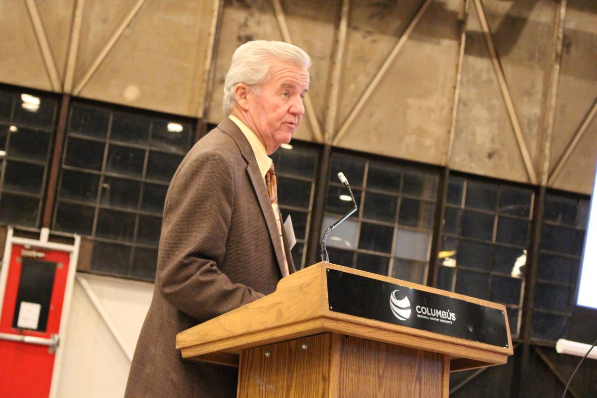 Dr. Tony Forshey