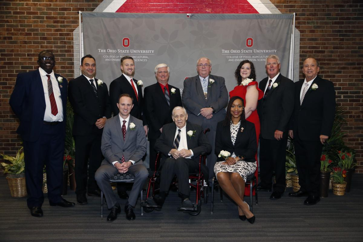 2019 Alumni Award Recipients