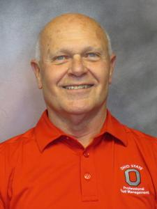 Dr. Ray Miller, director of the OSU Professional Golf Management Program