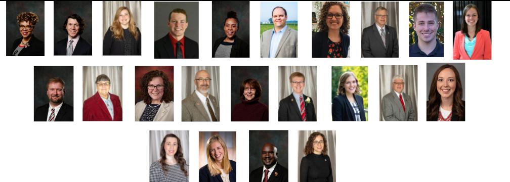 CFAES Alumni Society Board 2021-2022