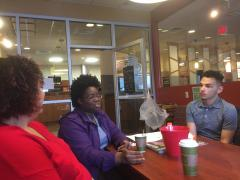 CFAES Alumni Society & MANRRS Networking Breakfast