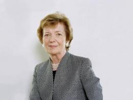 Mary Robinson, former President of Ireland, will speak on climate justice at the Provost's Discovery Themes Lecturer Program.