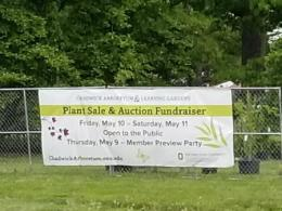 Plant Sale & Auction Fundraiser