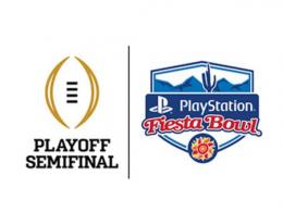 Playoff Semifinal will be at the Playstation Fiesta Bowl