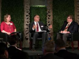 Panel discussion of food security