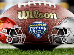 USC plays Ohio State in the Cotton Bowl Dec. 29