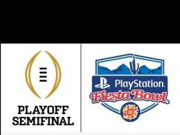 Playoff Semifinal Playstation Fiesta Bowl
