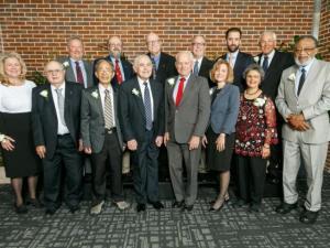 2018 CFAES Alumni Award honorees
