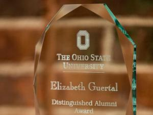 CFAES Distinguished Alumni Award