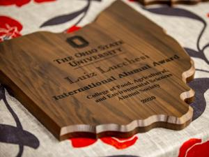 CFAES International Alumni Awards
