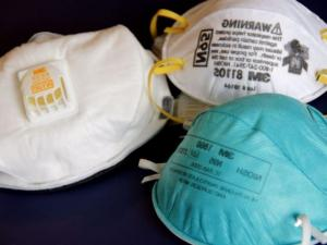 various surgical masks