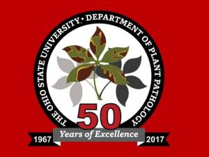 OSU Department of Plant Pathology 50 years of excellence 1967-2017