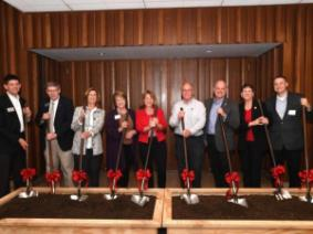 ATI Science Building Groundbreaking