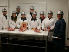 Meat Judging Team