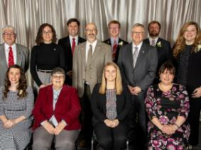 Alumni Society Board