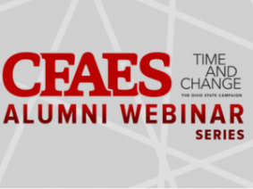 Time and Change Webinar Series graphic