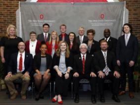 CFAES Alumni Board members