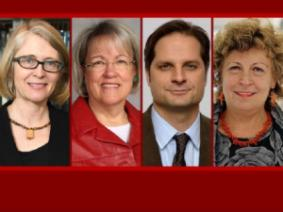 Distinguished Faculty Honorees