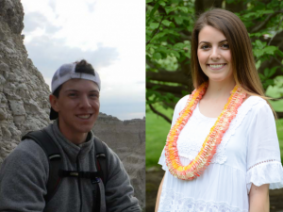 Nathaniel Kramer and Celena Ritchey